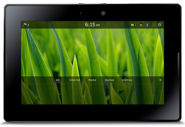 blackberry playbook images. Blackberry PlayBook Tablet